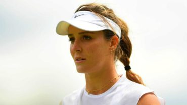 La tenista Laura Robson presenció tiroteo en Las Vegas