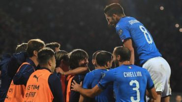 Italia será cabeza de serie en repechaje tras vencer a Albania
