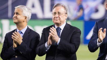 """Florentino Pérez: """"No contemplo una Liga sin el Barcelona"""""""