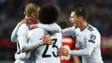 ¡Con paso de campeón! Alemania cierra eliminatoria de forma perfecta