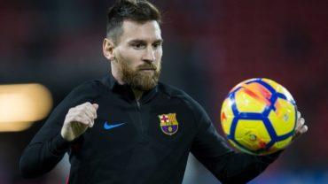Messi, a un triplete de alcanzar los 100 goles en Champions