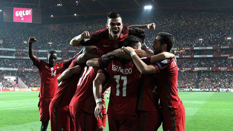 Por diferencia de goles, Portugal clasificó directo a Rusia 2018
