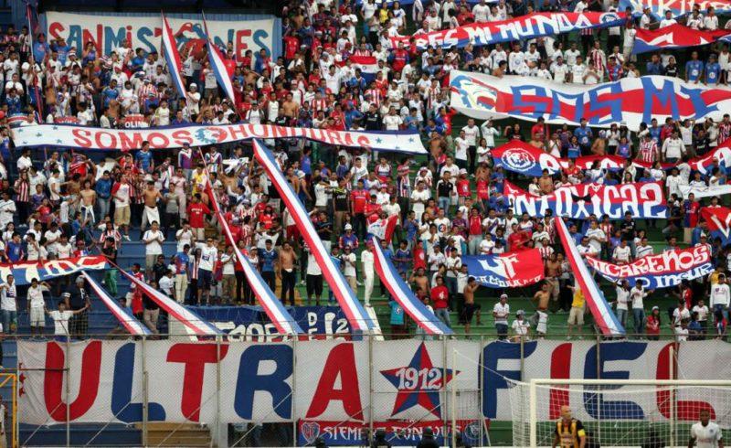Santos de Guápiles anunció que barra Ultra Fiel no podría ingresar al estadio