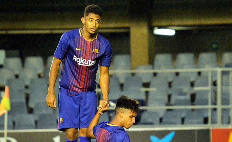 """""""Choco"""" Lozano si jugó con el Barcelona B y con Honduras no"""