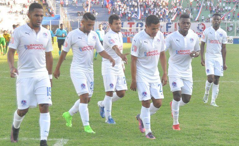 Olimpia pide a Concacaf que les deje jugar con publico contra Santos de Guápiles