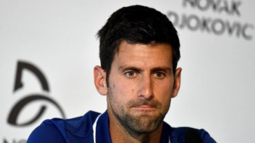 Escuché bombas todos los días: Djokovic habló sobre su niñez