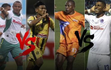 Esta semana se juega la ida del repechaje del Torneo Apertura 2017