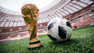 FIFA presentó el Balón con el que se jugara el Mundial de Rusia 2018