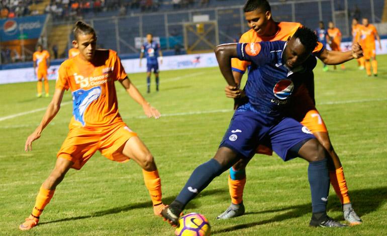 La Liga Nacional modificó el horario de la ultima jornada del Torneo Apertura 2017