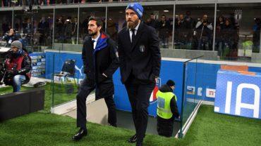 De Rossi se unió a Buffon y anunció su adiós de la Selección Italiana