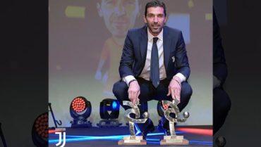 Gianluigi Buffon, elegido 'Jugador del Año' en la Serie A