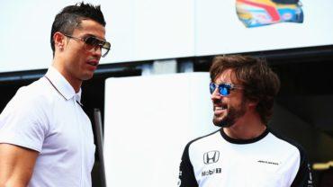 Cristiano es mejor que Messi: Fernando Alonso