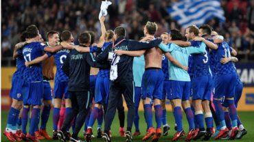 Croacia se confirma en Rusia 2018; no hubo milagro griego