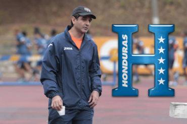 """Diego Vázquez: """"Lógicamente es una ilusión dirigir la Selección de Honduras,todos queremos crecer"""""""
