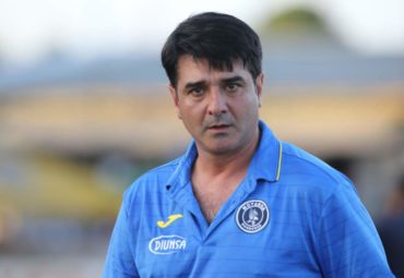 Diego Vázquez cumplió 4 años dirigiendo al Motagua