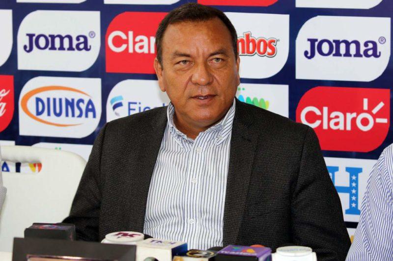 Carlos Tábora, dio a conocer la lista de convocados para los Juegos Centroamericanos