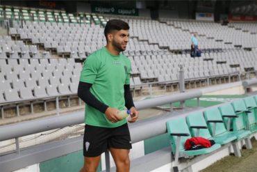Jona Mejía sigue en zona de descenso en la Segunda División de España
