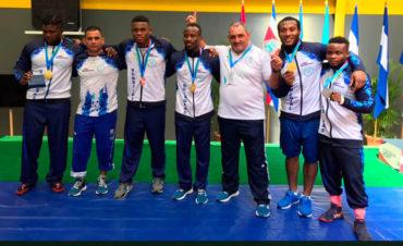 Atletas Hondureños se siguen llenando de oro en XI Juegos Centroamericanos