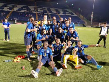 """La """"H"""" Sub-21 se coronó campeón en los XI Juegos Deportivos Centroamericanos"""