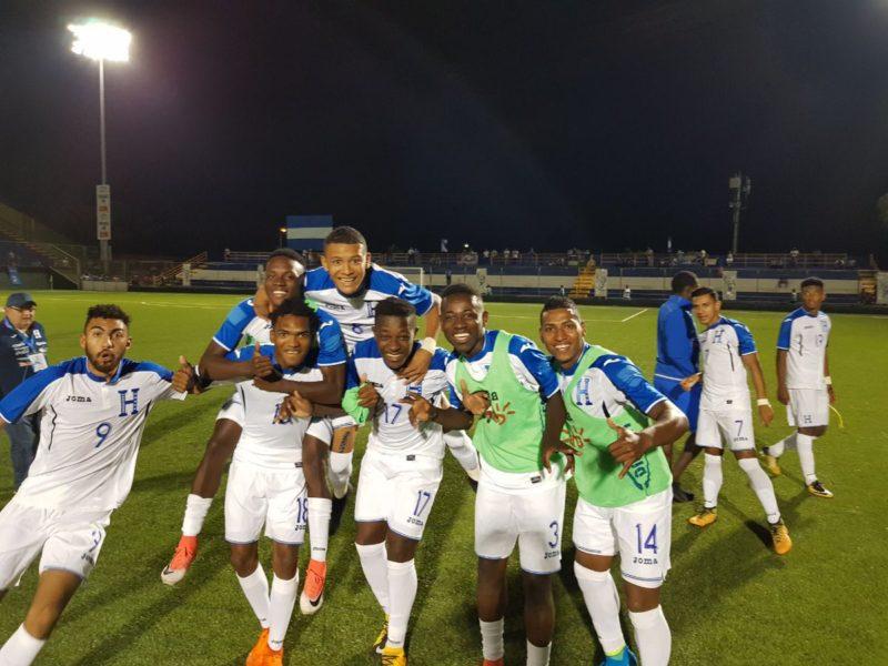 """La """"H"""" Sub-21 disputará la medalla de Oro contra Costa Rica en los Juegos Centroamericanos"""