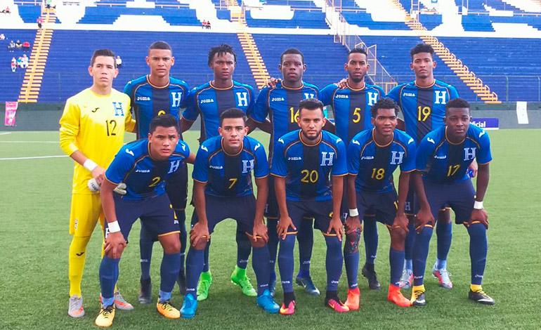 """La """"H"""" Sub-21 tuvo un buen debut en los Juegos Centroamericanos, Managua"""