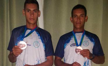 Atletas en Remo también le dan medallas a Honduras