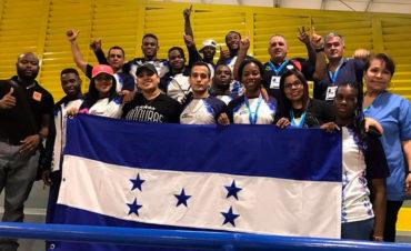 Honduras se coronó campeón en Lucha en los  Juegos Deportivos Centroamericanos