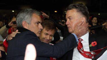 """Van Gaal: """"Prefiero ver al City que al United, Mourinho aburre"""""""