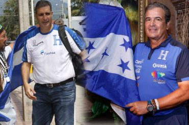"""Jorge Salomon: """"Ahora no hay técnico en la selección, ahorita esta libre la vacante"""""""