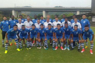 """La """"H"""" Sub-21 empató contra Nicaragua en su segundo partido en los Juegos Centroamericanos"""
