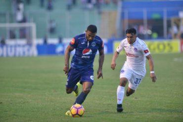 Se suspende el primer partido de semifinal entre Olimpia y Motagua