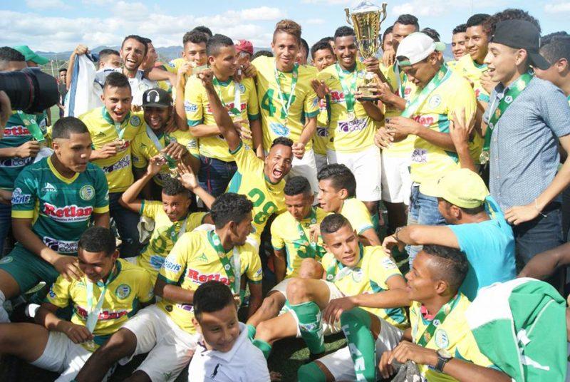 Juticalpa se coronó Campeón en Reservas al vencer al Motagua en penales