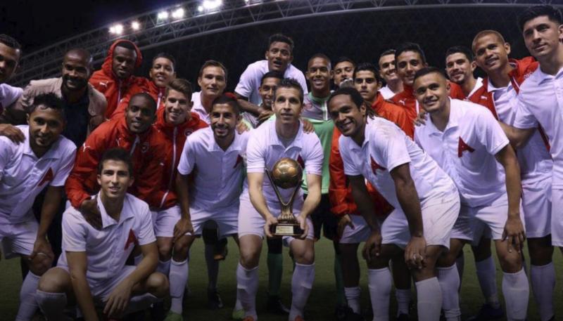 Luis Garrido y Roger Rojas ya conquistaron su primer trofeo con el Alajuela