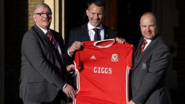 Ryan Giggs dirigirá a la Selección de Gales los próximos cuatro años