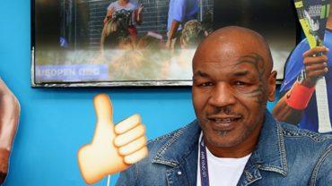 Mike Tyson entra al negocio de la marihuana