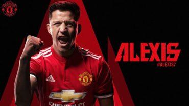 ¡Ya es oficial! Alexis Sánchez es nuevo jugador del Manchester United