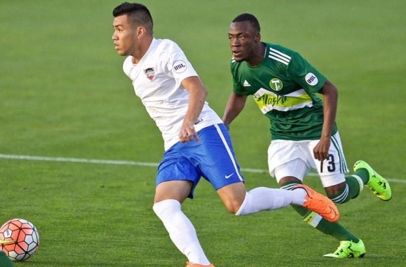 José Escalante jugará en el San Antonio FC