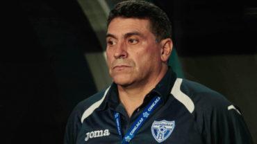 El emotivo mensaje que le envío el entrenador Luis Suárez a Juan Carlos García