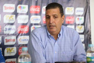 """Jorge Salomón: """"Buscaremos un entrenador de primer nivel para nuestra selección"""""""