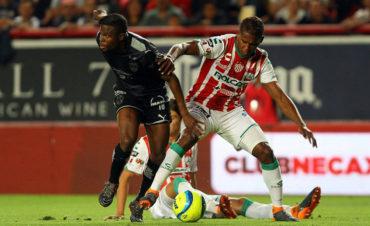Brayan Beckeles logró su primer triunfo con el Necaxa en el Torneo Clausura de la Liga Mexicana