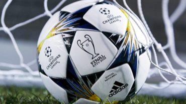 Estadio de Kiev inspira el balón de la fase final de la Champions League