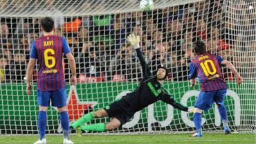 Messi buscará romper su 'maleficio' ante el Chelsea