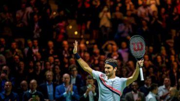 Federer, a una victoria de arrebatarle el número uno mundial a Nadal