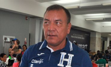 """Carlos Tábora: """"Vamos a poner el nombre de Honduras en alto en estos Juegos Centroamericano y del Caribe"""""""
