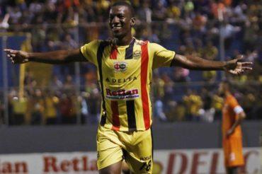 Tras su paso por la MLS, Darixon Vuelto vuelve al Real España