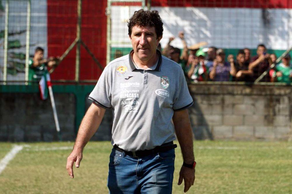 """Vargas: """"Tato gordito"""" García, no puede manejar su cuerpo, peor un equipo"""