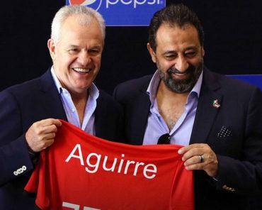 Presentan a Javier Aguirre como nuevo DT de la selección de Egipto