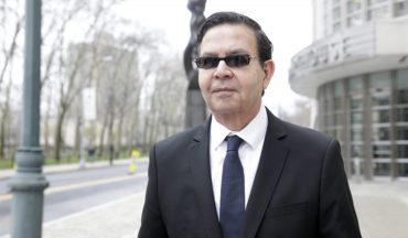 Rafael Callejas será sometido en octubre a un trasplante de médula ósea