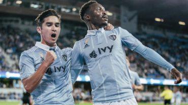 Kansas City recuperó el primer lugar de la Conferencia del Oeste de la MLS