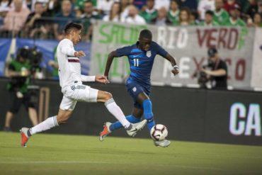 Estados Unidos vence a México en fecha FIFA